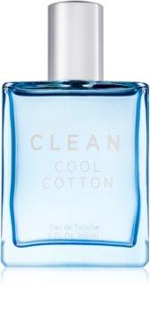 CLEAN Cool Cotton toaletná voda pre ženy