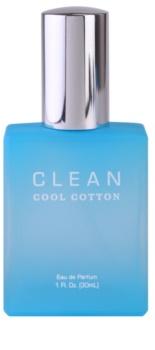 CLEAN Cool Cotton парфюмированная вода для женщин