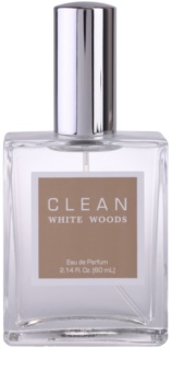 CLEAN White Woods eau de parfum mixte