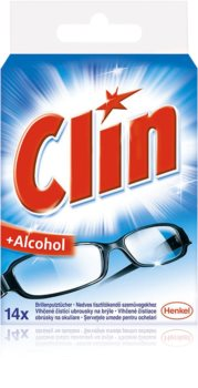 Clin Glasses Brillen-Reinigungstücher