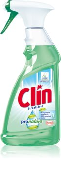 Clin ProNature produs pentru curățarea suprafețelor din sticlă