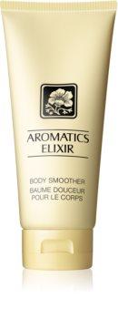 Clinique Aromatics Elixir lait corporel pour femme