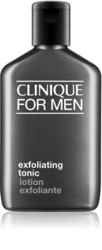 Clinique For Men™ Exfoliating Tonic tonikum pro normální a suchou pleť