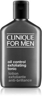 Clinique For Men tonikum pro mastnou pleť