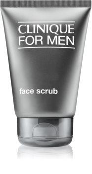 Clinique For Men™ Face Scrub exfoliant facial