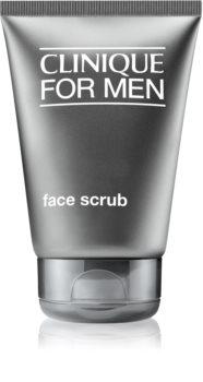 Clinique For Men™ Face Scrub pleťový peeling