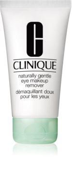 Clinique Naturally Gentle Eye Makeup Remover delikatna emulsja do demakijażu oczu do wszystkich rodzajów skóry