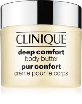 Clinique Deep Comfort™ Body Butter maslac za tijelo za izrazito suhu kožu