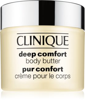Clinique Deep Comfort™ Body Butter масло за тяло за много суха кожа