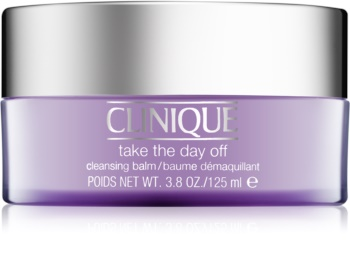 Clinique Take The Day Off™ Cleansing Balm Rensende Makeupfjerner balsam
