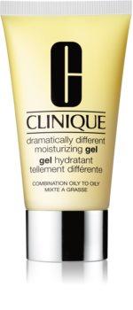 Clinique 3 Steps Dramatically Different™ Oil-Free Gel hidratáló gél kombinált és zsíros bőrre