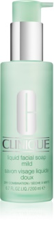 Clinique 3 Steps Flüssigseife für trockene und Mischhaut