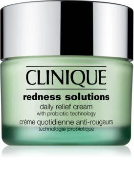 Clinique Redness Solutions crema de zi cu efect calmant