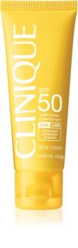 Clinique Sun ochranný pleťový krém SPF 50