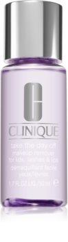 Clinique Take The Day Off™ Makeup Remover For Lids, Lashes & Lips dvofazno sredstvo za uklanjanje make-upa s usana i  oko očiju