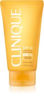 Clinique Sun crema abbronzante SPF 40