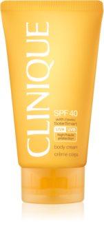 Clinique Sun SPF 40 Body Cream крем за загар  SPF 40