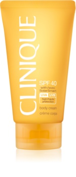 Clinique Sun SPF 40 Body Cream Aurinkovoide SPF 40