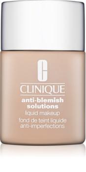 Clinique Anti-Blemish Solutions tekoči puder za problematično kožo, akne