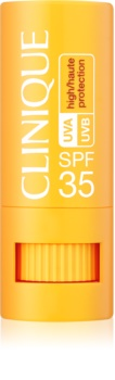 Clinique Sun SPF 35 Targeted Protection Stick soin local protection solaire SPF 35