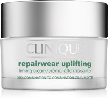 Clinique Repairwear™ Uplifting Firming Cream Opstrammende ansigtscreme til tør og kombineret hud
