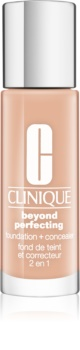 Clinique Beyond Perfecting™ Foundation + Concealer fond de teint et correcteur 2 en 1