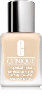 Clinique Superbalanced™ Silk Makeup SPF 15 machiaj  SPF 15