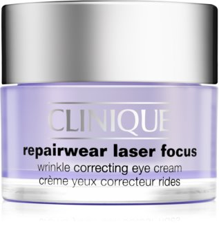 Clinique Repairwear Laser Focus Anti-Rimpel Oogcrème  voor alle huidtypen