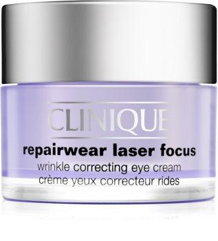 Clinique Repairwear Laser Focus crema antirughe occhi per tutti i tipi di pelle