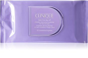 Clinique Take The Day Off maramice za čišćenje i skidanje make-upa