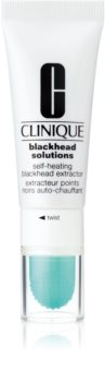 Clinique Blackhead Solutions Self-Heating Blackhead Extractor догляд від чорних цяток