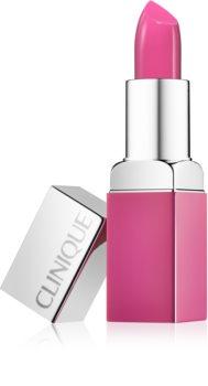 Clinique Pop Matte Lip Colour + Primer matirajoča šminka + podlaga 2 v 1