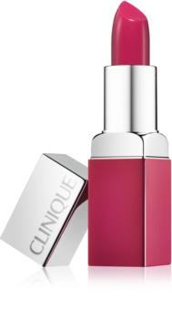 Clinique Pop™ Matte Lip Colour + Primer матиращо червило + основа 2 в 1