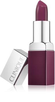 Clinique Pop™ Matte Lip Colour + Primer Ruj mat + Primer de buze 2 in 1