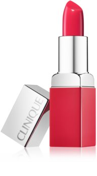 Clinique Pop Matte mattierender Lippenstift + Make-up Primer 2 in 1