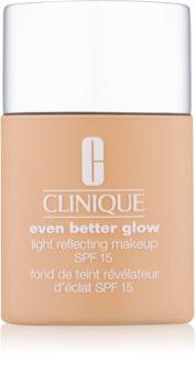 Clinique Even Better Glow make-up rozświetlający skórę SPF 15