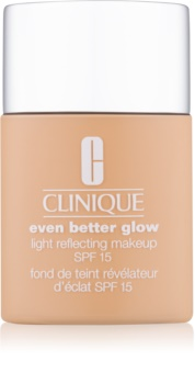 Clinique Even Better Glow tekoči puder za posvetlitev kože SPF 15