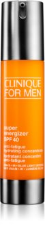 Clinique For Men™ Super Energizer™ SPF 40 Anti-Fatigue Hydrating Concentrate Тонізуючий крем-гель SPF 40