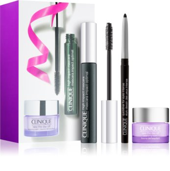 Clinique High Impact dekoratív kozmetika szett hölgyeknek