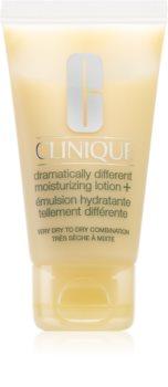 Clinique 3 Steps Dramatically Different™ Moisturizing Lotion+ emulsión hidratante para pieles secas y muy secas