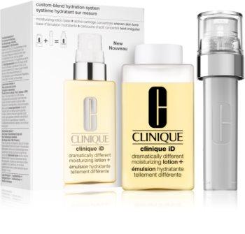 Clinique iD™ Active Cartridge Concentrate™ for Uneven Skin Tone zestaw kosmetyków II. (do ujednolicenia kolorytu skóry)