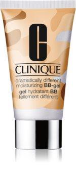 Clinique Dramatically Different™ Moisturizing BB-Gel hidratáló BB krém egységesíti a bőrszín tónusait