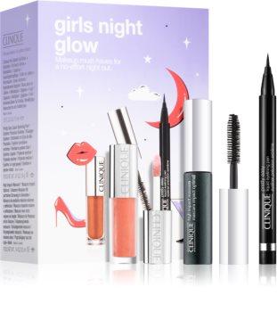 Clinique Girls Night Glow комплект (за жени )