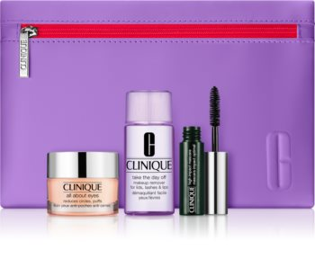 Clinique All About Eyes™ козметичен комплект (за жени )