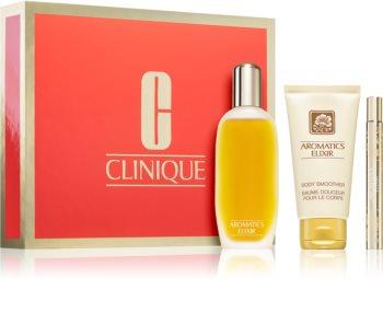 Clinique Aromatics Elixir coffret cosmétique II. pour femme