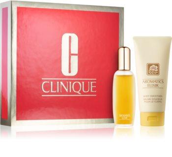 Clinique Aromatics Elixir coffret (para mulheres)