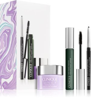 Clinique High Impact Favourites козметичен комплект (за жени )