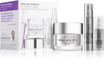 Clinique Derm Pro Solutions: For Custom De-aging kosmetická sada (pro ženy)