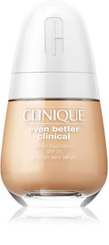 Clinique Even Better Clinical Serum Foundation SPF 20 pečující make-up SPF 20