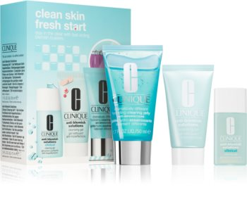 Clinique Clean Skin Fresh Start Cosmetic Set (For Women)